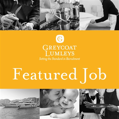 Candidate Resourcer vacancy with Greycoat Lumleys (fast-track consultancy training)