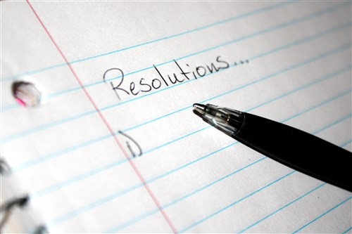 How to stay on track with your New Year's resolutions?