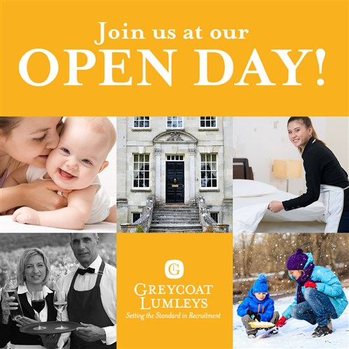 Harrogate and Clitheroe open days