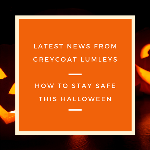How to stay safe this Halloween. From pumpkins to costumes