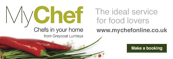 My Chef - The ideal service for food lovers